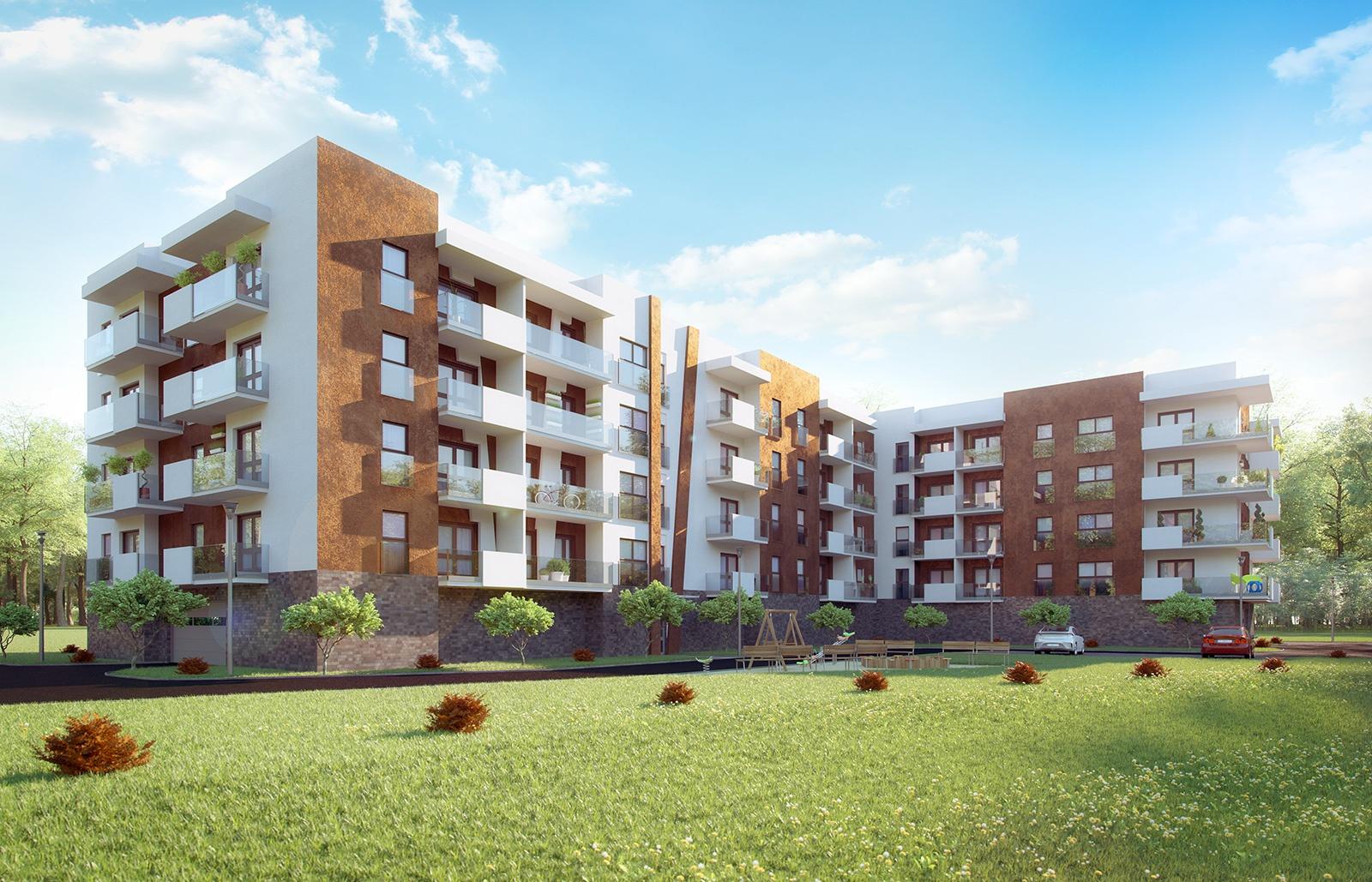 DRABINIANKA - nowe mieszkania