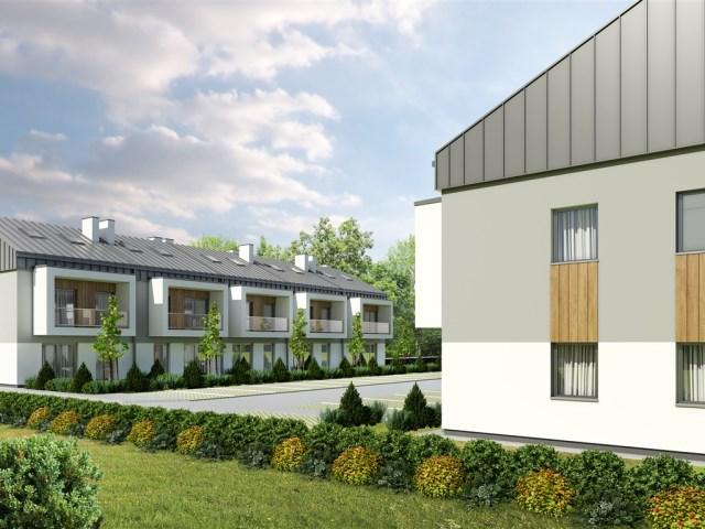 Apartamenty Aroniowa - Nowe mieszkania w zabudowie szeregowej