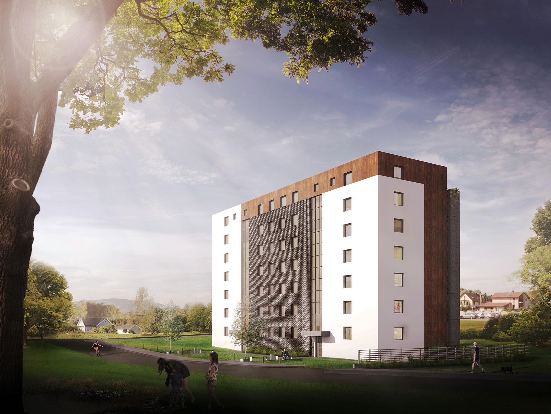 PLENEROWA - nowe mieszkania